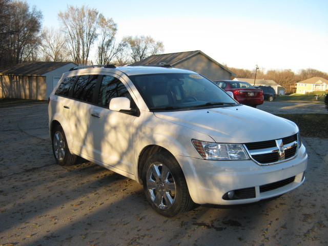 2009 Dodge Journey Rt Stock 547937 Winterset Ia 50273
