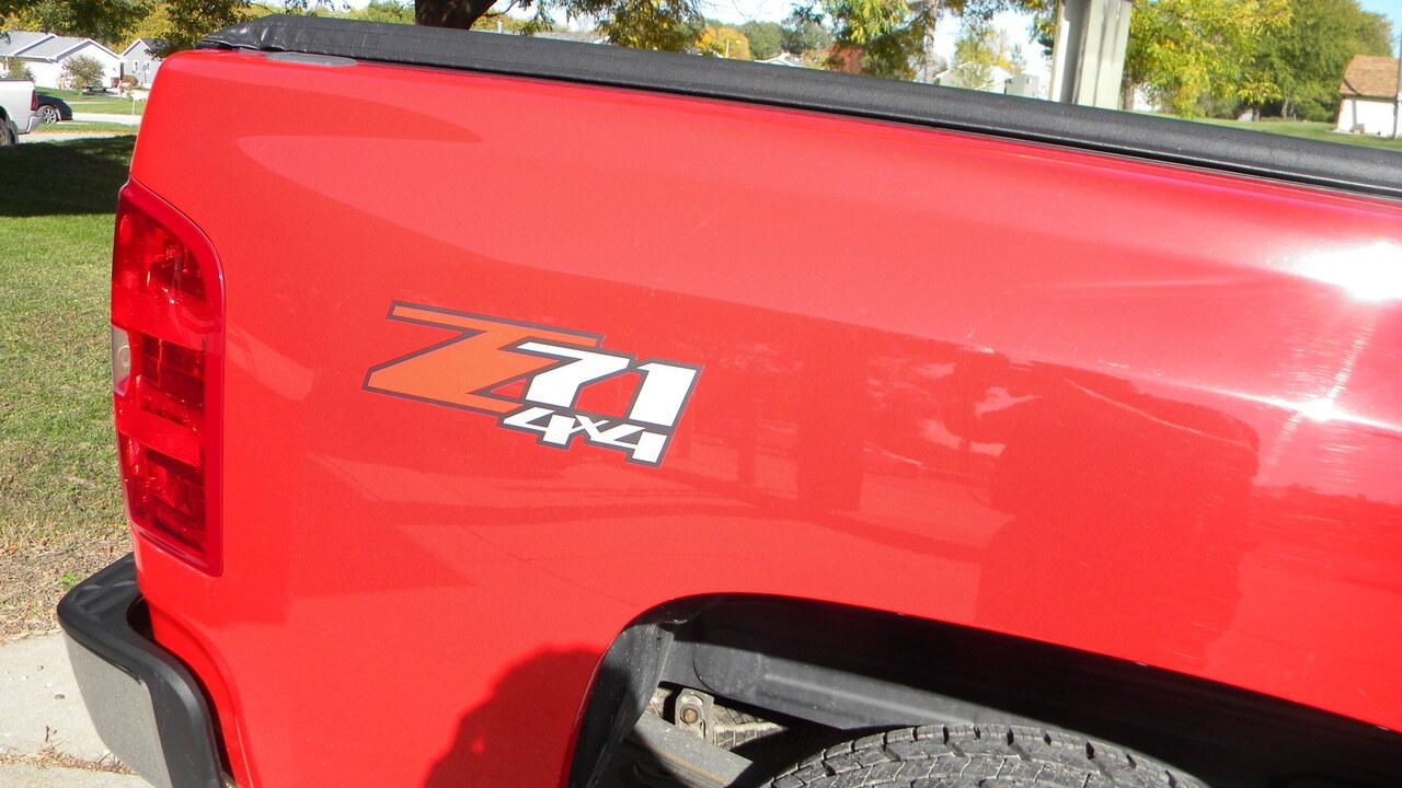 2013 Chevrolet Silverado 1500  - Merrills Motors