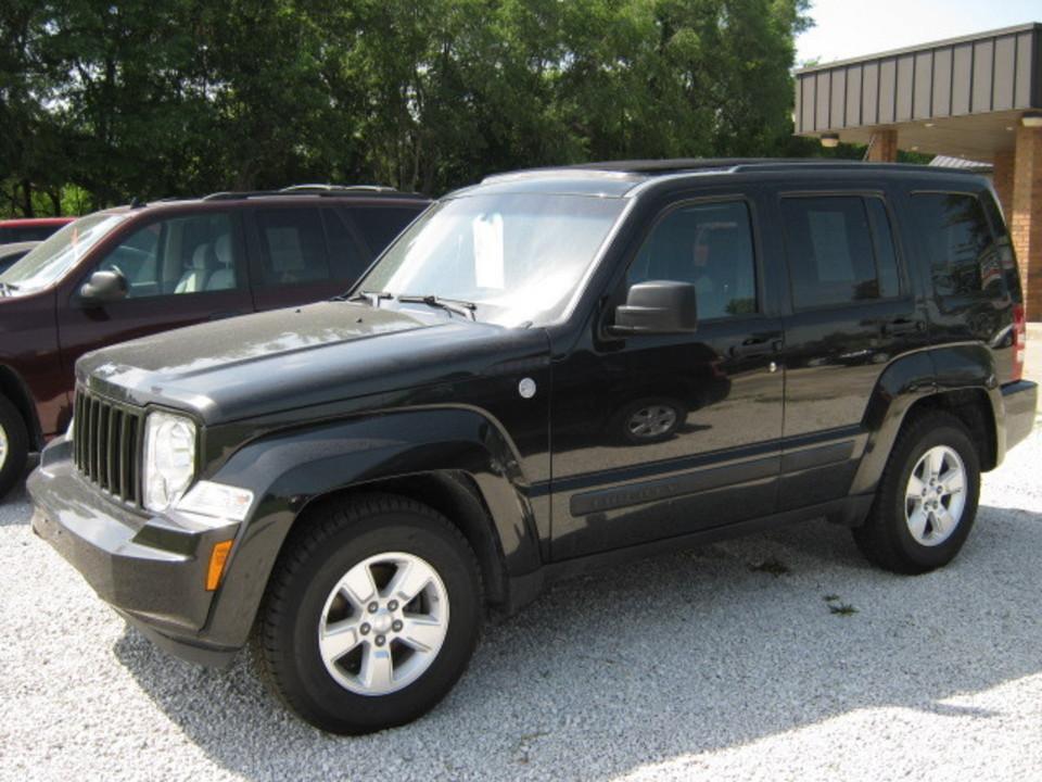 2010 Jeep Liberty  - Merrills Motors