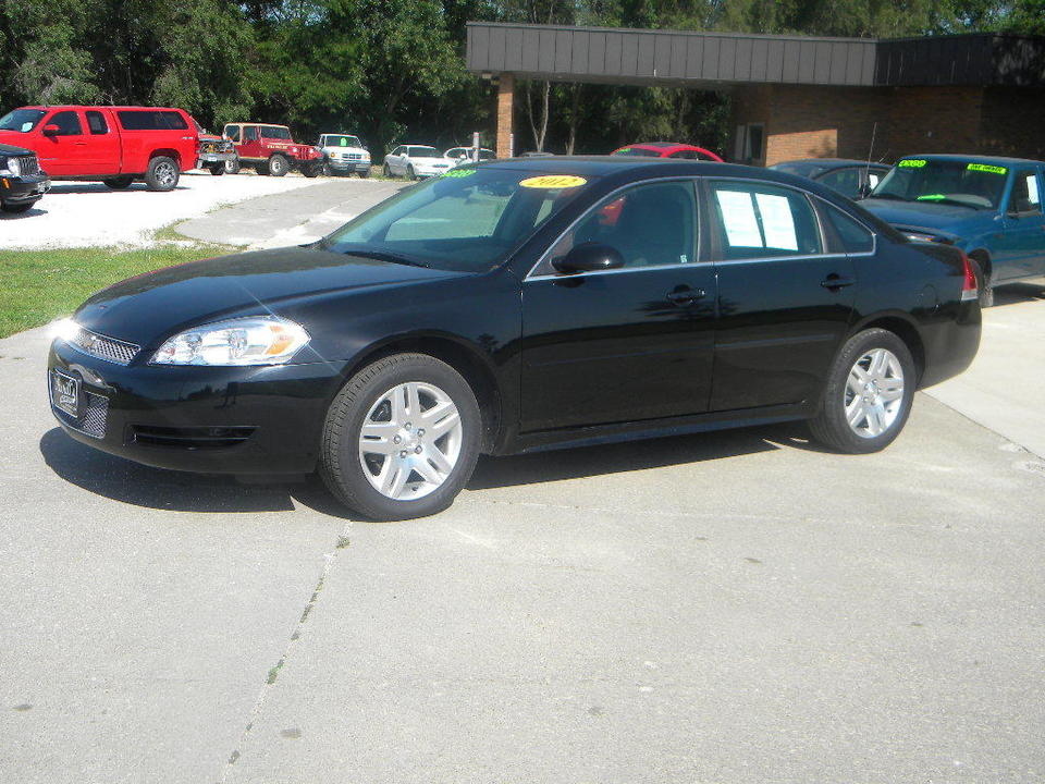 2012 Chevrolet Impala  - Merrills Motors