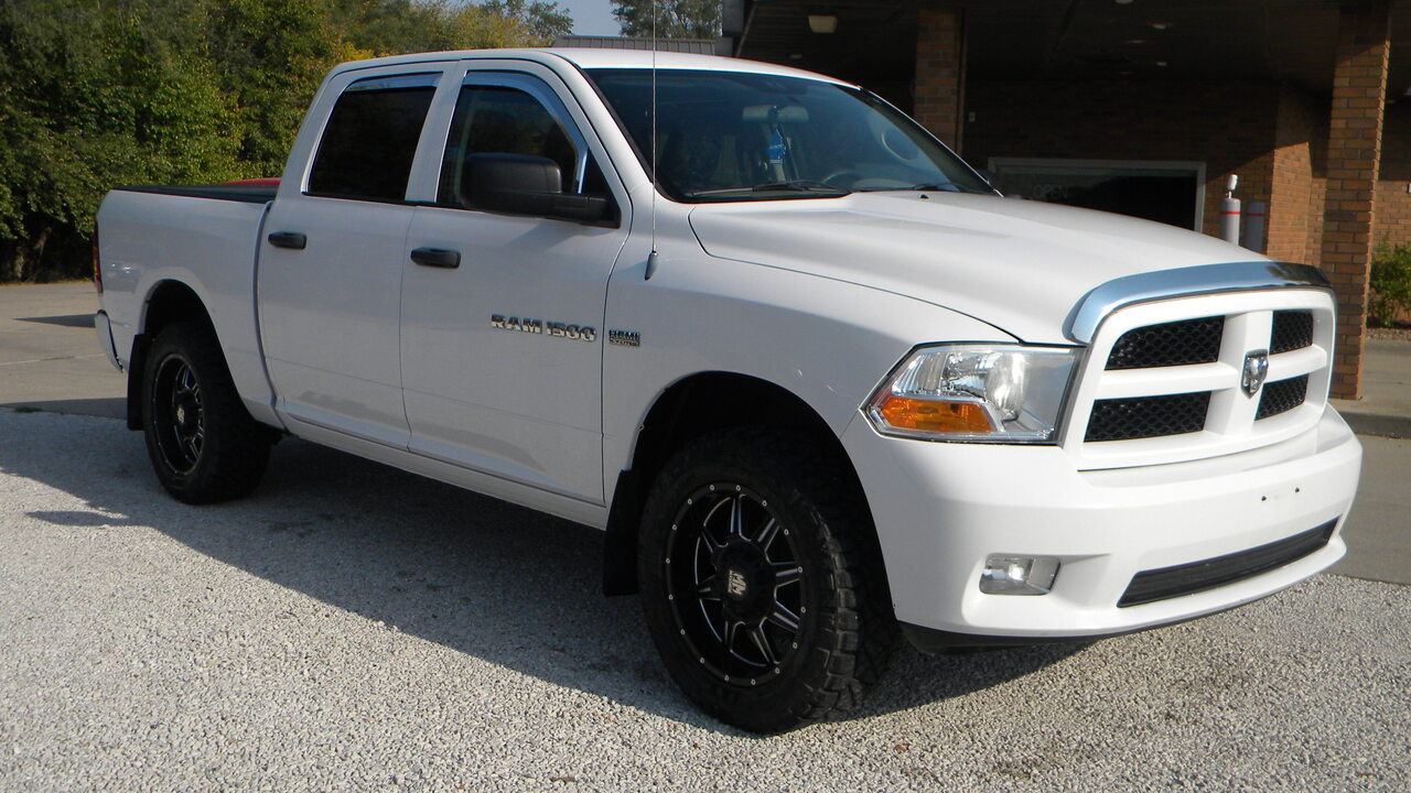 2012 Ram 1500 Express  - 325474  - Merrills Motors