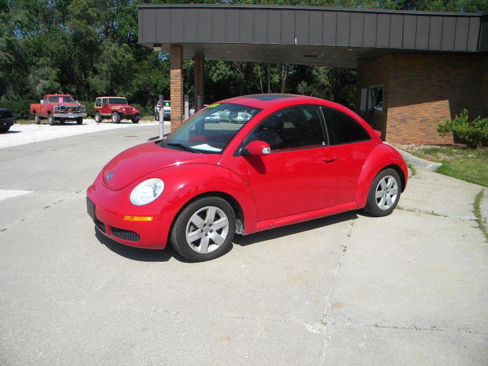 2007 Volkswagen Beetle  - Merrills Motors