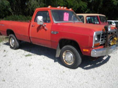 1985 Dodge Ram 2500 W 250 for Sale  - 325380  - Merrills Motors