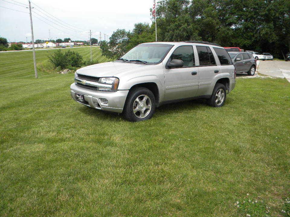 2008 Chevrolet TrailBlazer  - Merrills Motors