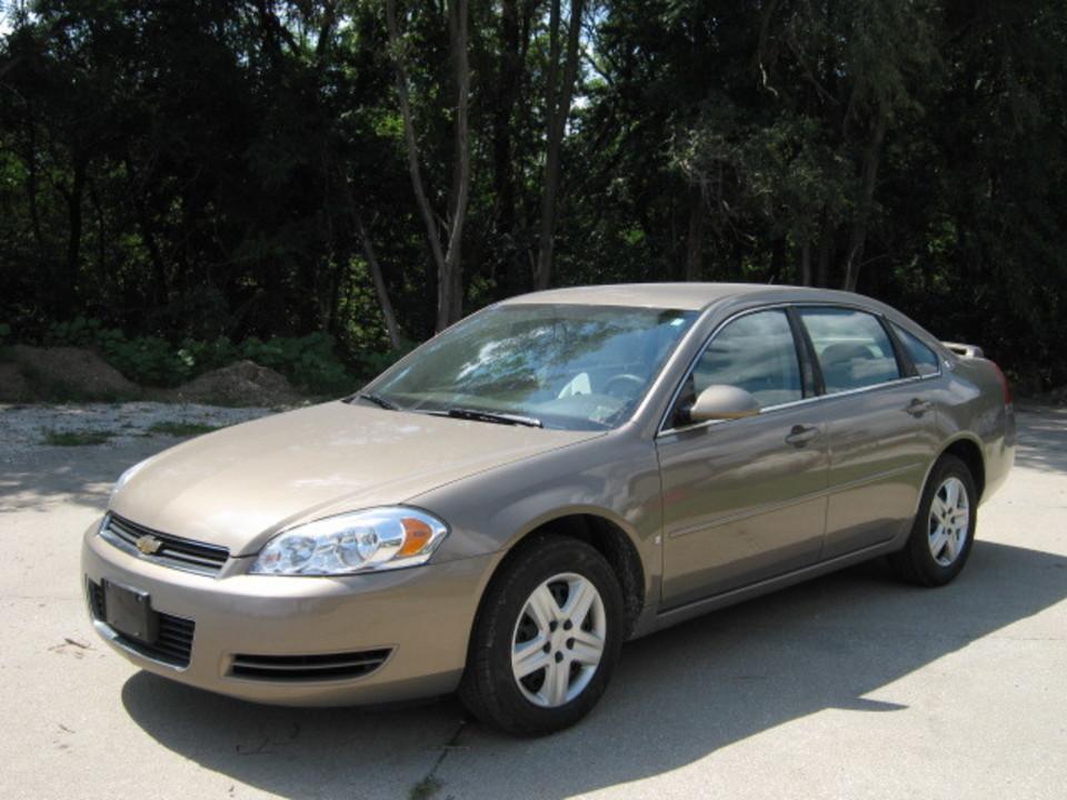 2007 Chevrolet Impala  - Merrills Motors