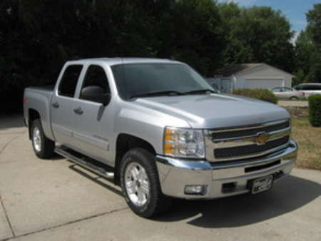 2012 Chevrolet Silverado 1500 LT for Sale  - 127312  - Merrills Motors