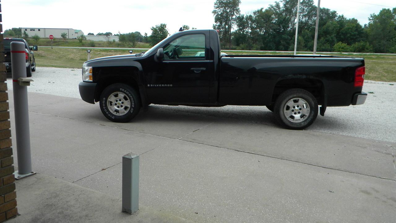 2008 Chevrolet Silverado 1500 Work Truck  - 325455  - Merrills Motors