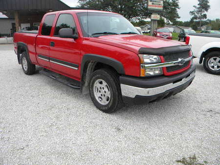 2004 Chevrolet Silverado 1500 Z71 for Sale  - 325399  - Merrills Motors