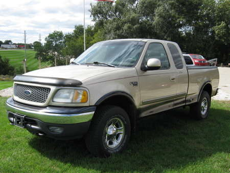 1999 Ford F-150 Lariat for Sale  - A00326  - Merrills Motors