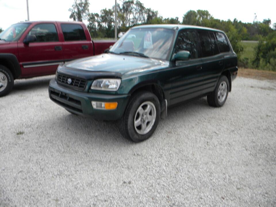 1999 Toyota RAV-4  - Merrills Motors