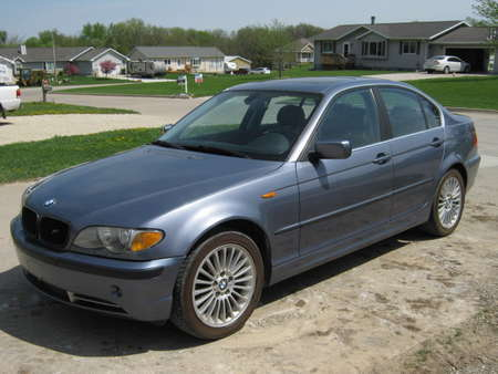 2002 BMW 3 Series 330xi for Sale  - G19214  - Merrills Motors
