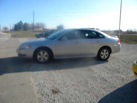 2008 Chevrolet Impala LTZ for Sale  - 325478  - Merrills Motors