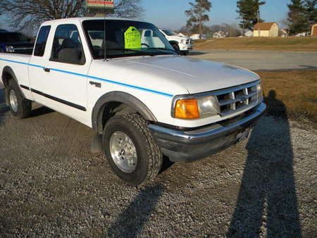1994 Ford Ranger XLT for Sale  - 11011  - Merrills Motors