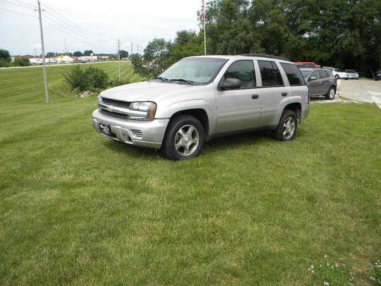 2008 Chevrolet TrailBlazer Flee