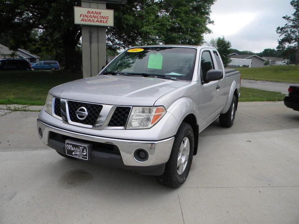 2007 Nissan Frontier SE  - 325441  - Merrills Motors