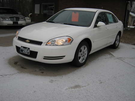 2008 Chevrolet Impala LS for Sale  - 325353  - Merrills Motors