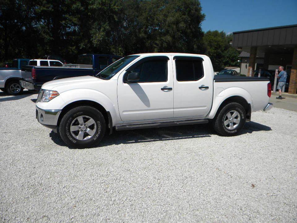 2011 Nissan Frontier  - Merrills Motors