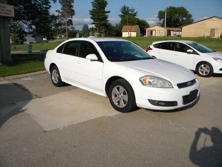 2010 Chevrolet Impala LT for Sale  - 325509  - Merrills Motors