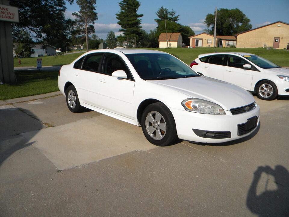 2010 Chevrolet Impala  - Merrills Motors
