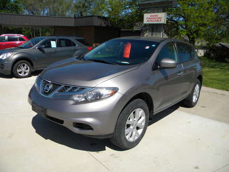 2012 Nissan Murano S for Sale  - 325366  - Merrills Motors