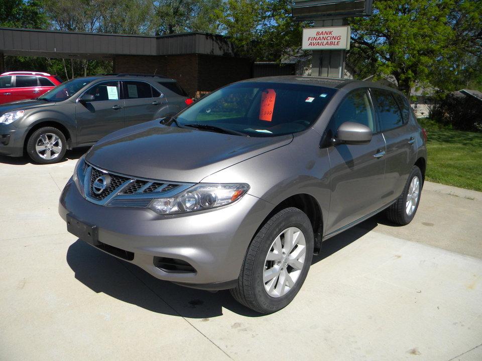 2012 Nissan Murano  - Merrills Motors