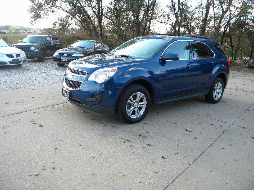 2010 Chevrolet Equinox  - Merrills Motors