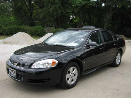 2009 Chevrolet Impala 3.5L LT for Sale  - 51  - Merrills Motors