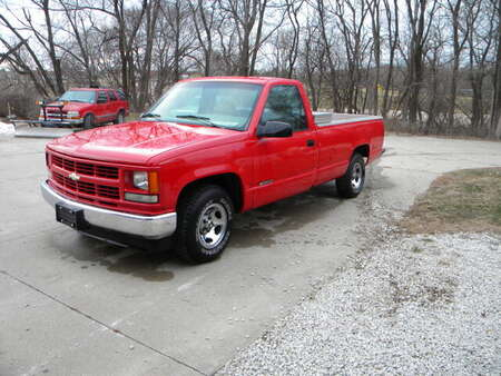 1995 Chevrolet C1500 work truck SPORT for Sale  - 325480  - Merrills Motors