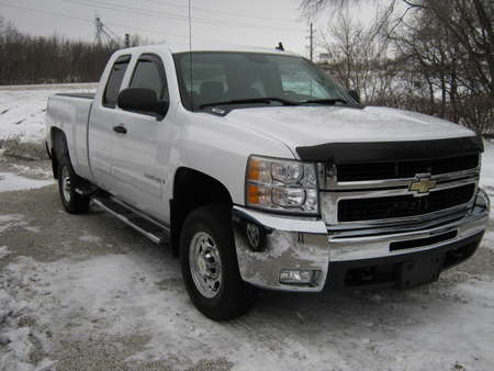 2007 Chevrolet Silverado 2500HD LT w/2LT for Sale  - 325350  - Merrills Motors