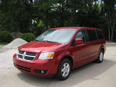 2008 Dodge Grand Caravan SXT for Sale  - 163276  - Merrills Motors