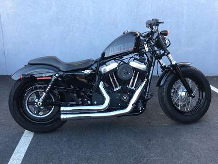 2016 Harley-Davidson Sportster XL1200X FORTY-EIGHT for Sale  - 16FORTY-EIGHT-535  - Triumph of Westchester