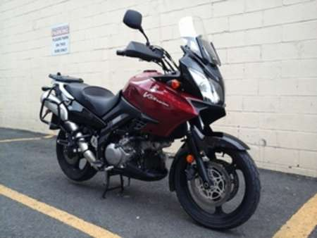 2006 Suzuki V-Strom 1000 for Sale  - 06SUZVSTROM1000-455  - Triumph of Westchester