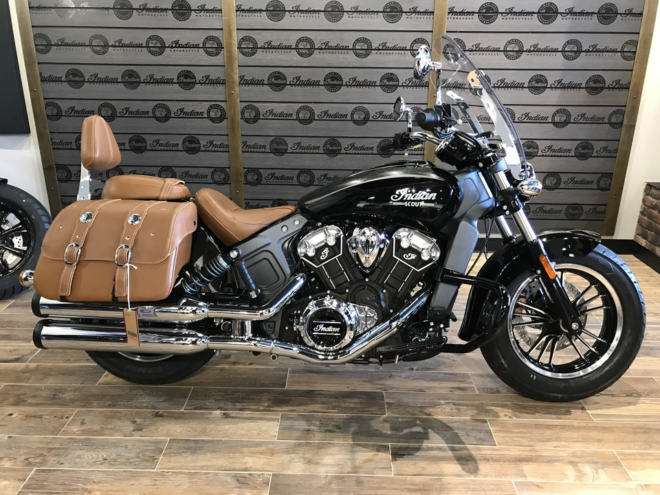 2020 Indian Scout ABS TOURING PACKAGE  - 145209  - Indian Motorcycle