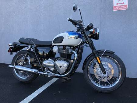2018 Triumph Bonneville T100  for Sale  - T100-858873  - Triumph of Westchester