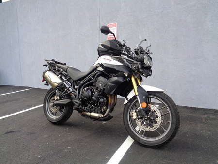 2014 Triumph Tiger 800 ABS for Sale  - 14TRI/TIG800ABS-778  - Triumph of Westchester