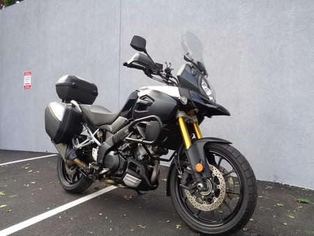 2014 Suzuki V-Strom DL1000A for Sale  - 14SUZ/VSTROM-384  - Triumph of Westchester