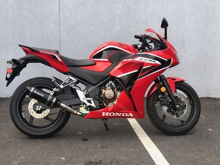 2017 Honda CBR 300R for Sale  - 17CBR-799  - Triumph of Westchester