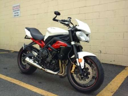 2016 Triumph Street Triple R ABS for Sale  - 16ST3R-624  - Triumph of Westchester