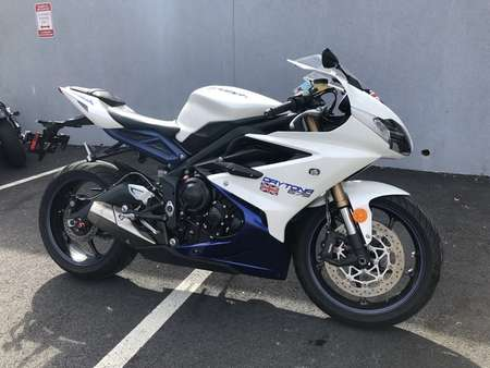 2014 Triumph Daytona 675  for Sale  - 14TRIDAYTONA675-191  - Indian Motorcycle
