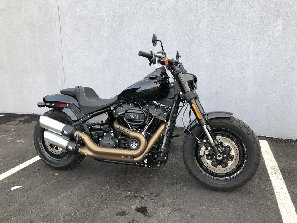 2018 Harley-Davidson FXFBS  - Triumph of Westchester