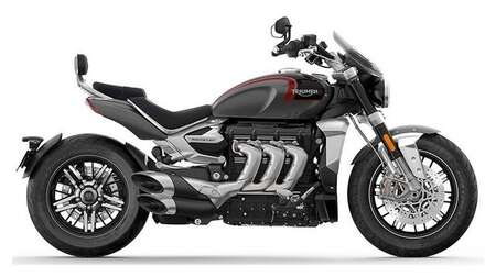 2020 Triumph Rocket 3 GT for Sale  - 20Rocket3GT-836  - Triumph of Westchester