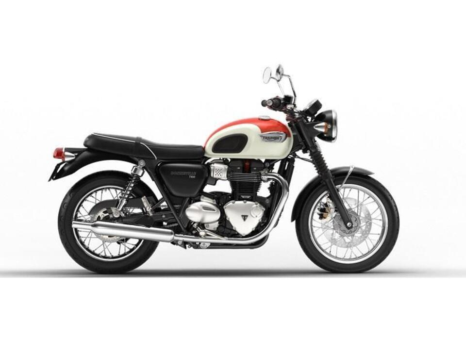 2018 Triumph Bonneville T100  - 18T100-231  - Indian Motorcycle