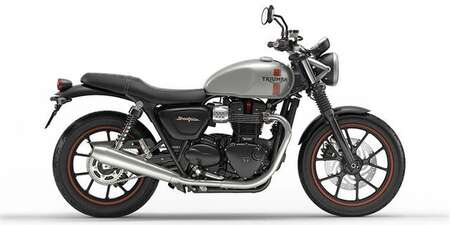 2017 Triumph Street Twin  for Sale  - 17StreetTwin-851  - Triumph of Westchester