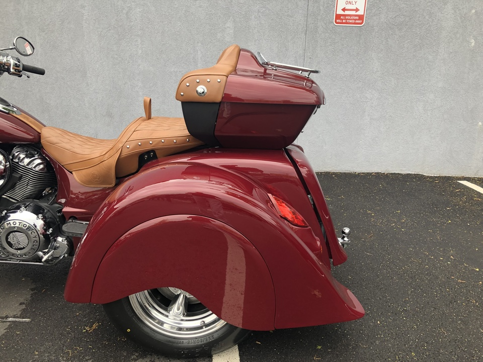 2019 Indian Roadmaster  - Triumph of Westchester