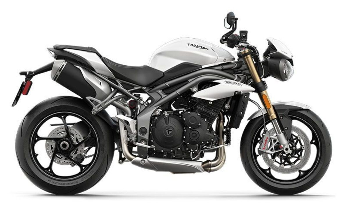 2020 Triumph Speed Triple S  - 20Speed3S-Special  - Triumph of Westchester