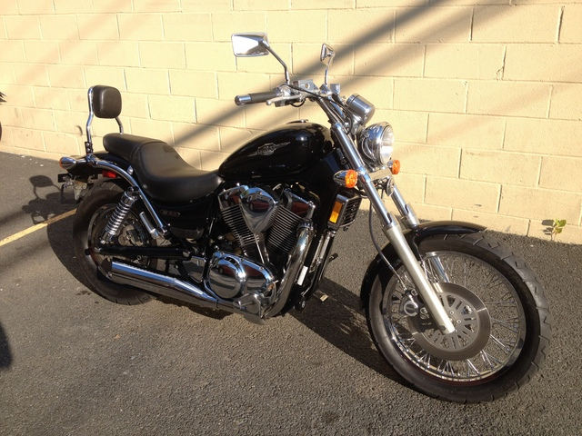 2005 Suzuki Boulevard S83  - 05S83-367  - Indian Motorcycle