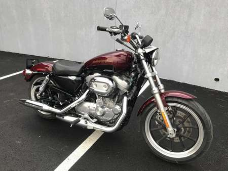 2015 Harley-Davidson XL 883L Sportster SUPERLOW for Sale  - 15XL883LSULOW-992  - Triumph of Westchester