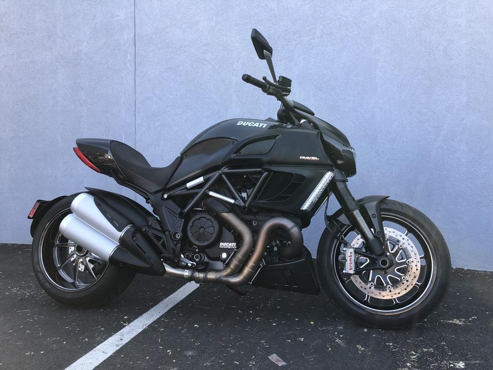 2012 Ducati Diavel  - Triumph of Westchester