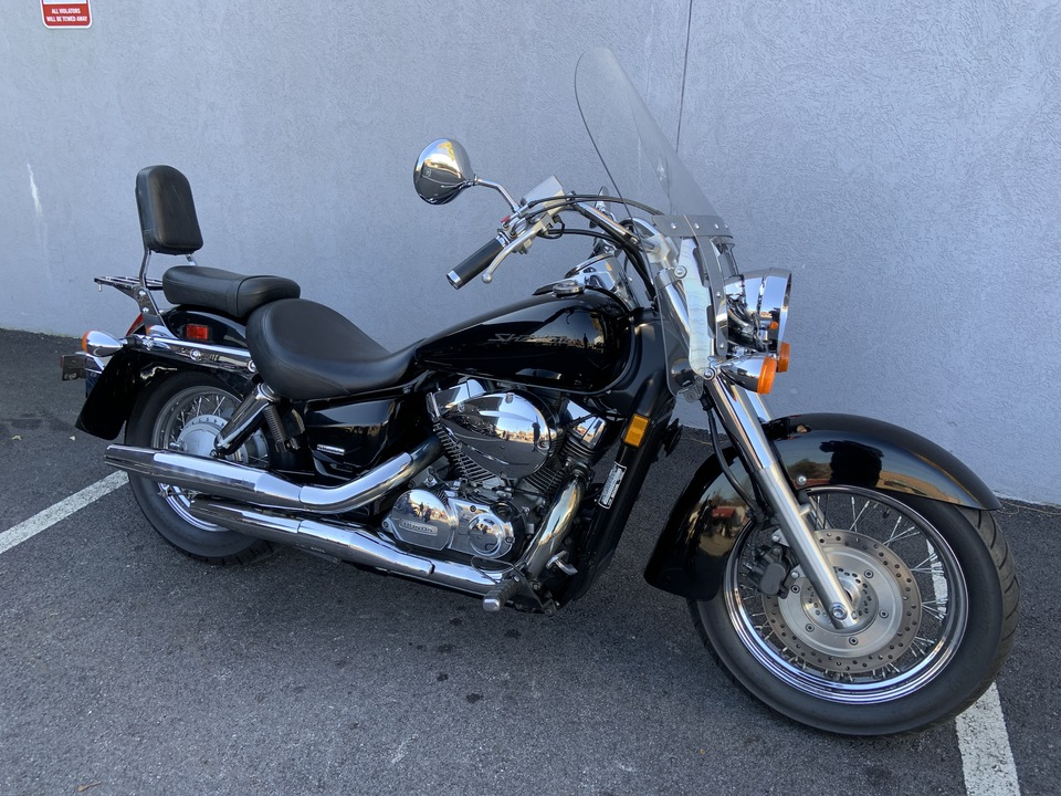 2008 Honda Shadow VT750C AERO  - VT750C-212  - Indian Motorcycle