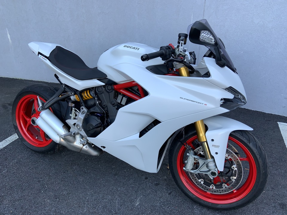2019 Ducati SuperSport S  - 19Supersport-083  - Indian Motorcycle